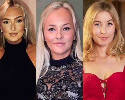 Miss Norway 2020 Top 5 Final Hot Picks