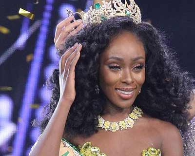 Miss Grand International 2020 Top 5 Q/A round