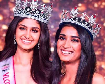 Rags to Riches: Uttar Pradesh's Manya Singh incredible journey at Femina Miss India 2020