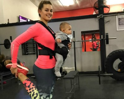 Miss World 2014 Rolene Strauss hits the gym in the cutest way possible