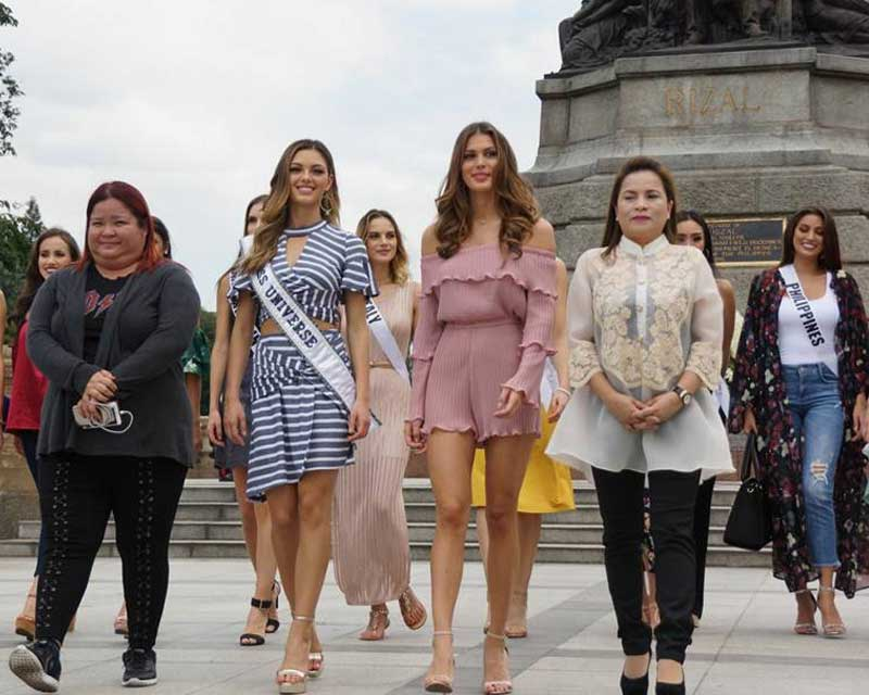 Will Miss Universe 2018 be held in Philippines?