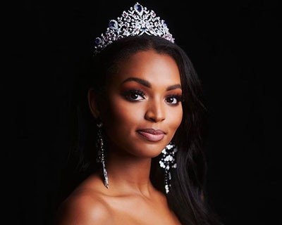 Miss USA 2020 Asya Danielle Branch talks about the importance of beauty pageants