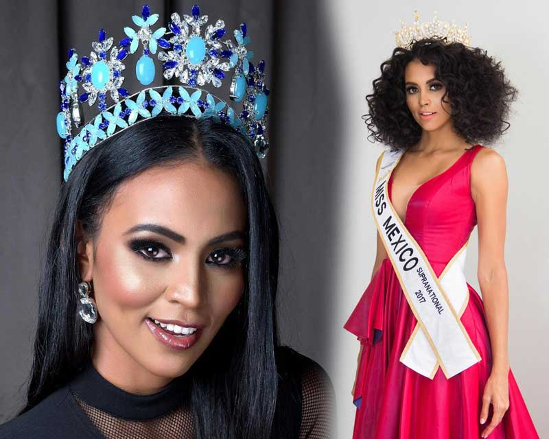Samantha Leyva to represent Mexico in Miss Supranational 2017