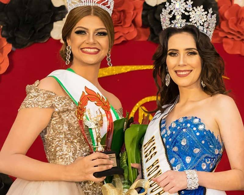 Diana Palma crowned Miss Earth Honduras 2018
