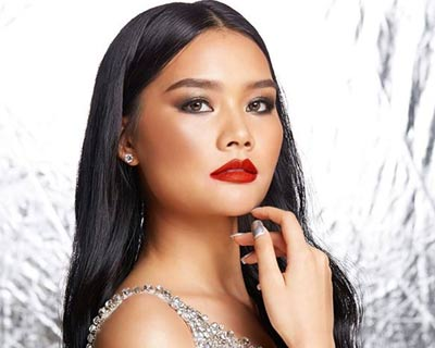 Miss Intercontinental 2014 Phataraporn Wang for Miss Universe Thailand 2020?