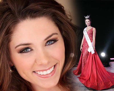 Abby Foster crowned as Miss Illinois 2017 for Miss America 2018