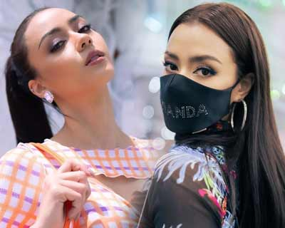 Thai beauty Amanda Obdam ups her fashion game with glam looks at Miss Universe 2020