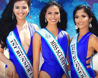 Miss Scuba Philippines 2018 Live Blog Full Results