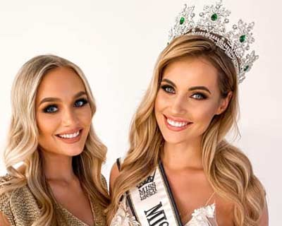 Natálie Kočendová crowned Miss International Czech Republic 2020