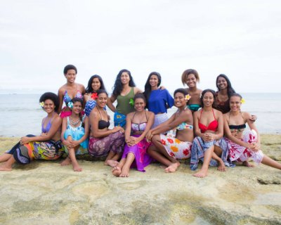 Four stunning Miss World Fiji contestants to be featured in Fiji Fashion Week