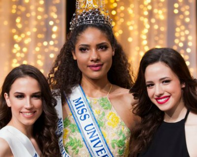 Shanaelle Petty crowned as Miss Universe Croatia 2017