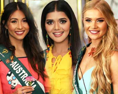 Miss Earth 2019 Top 8 Post-Arrival Hot Picks