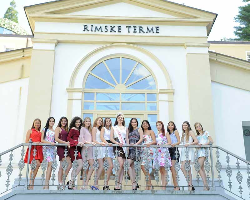 Meet the candidates of Miss World Slovenia 2017
