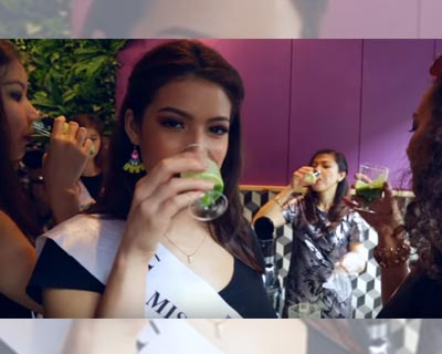 Miss Universe Malaysia 2017 Contestants adapt to healthy eating