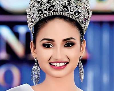 Dewmini Thathsarani to represent Sri Lanka in Miss World 2019