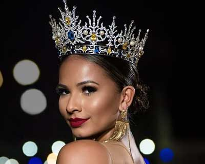 Hillary-Ann Williams appointed Miss Universe Barbados 2020