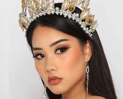 Jasmine Paguio appointed Miss Eco Canada 2020