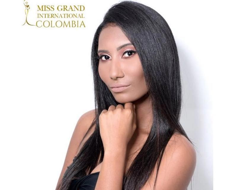 Gina Cazaran is the new Top Model of the World Colombia 2018