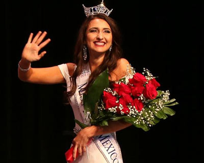 Taylor Rey crowned as Miss New Mexico 2017 for Miss America 2018