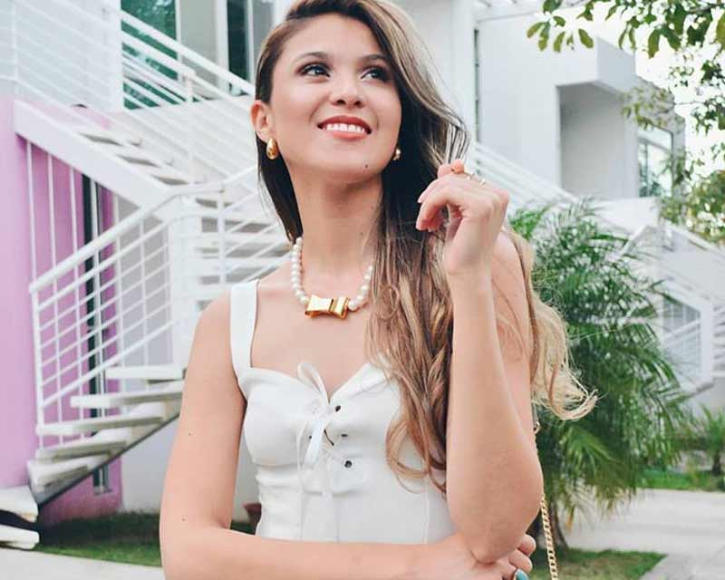 Meet the Optimist: Laura Ramirez for Miss Nicaragua 2018
