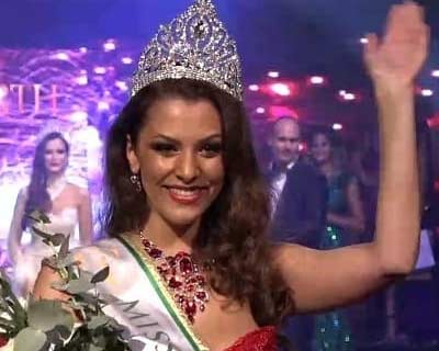 Charnée Bijön Bonno crowned Miss Earth Slovenia 2019