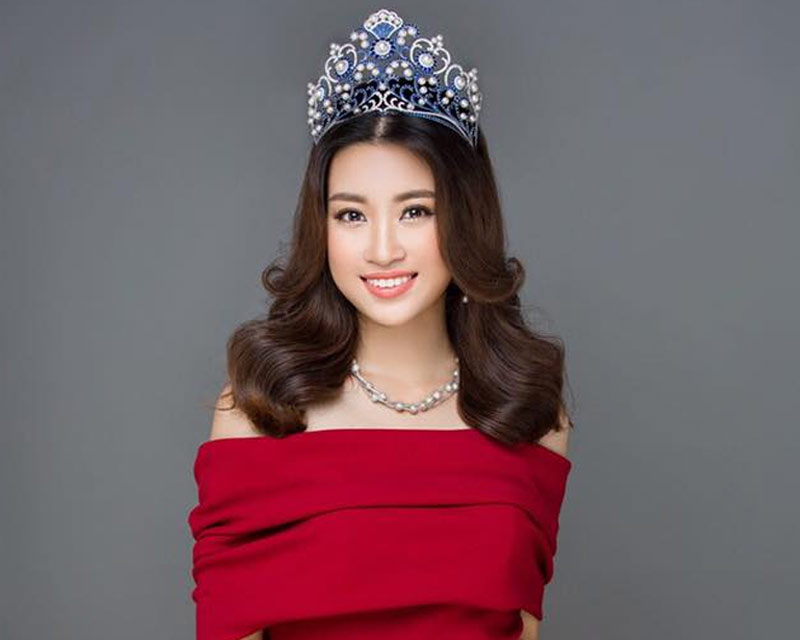 Đỗ Mỹ Linh appointed to represent Vietnam in Miss World 2017