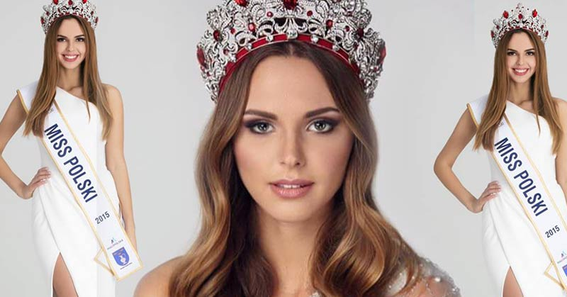 Magdalena Bieńkowska appointed to represent Poland in Miss World 2017