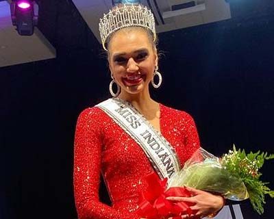 Alexis Lete crowned Miss Indiana USA 2020 for Miss USA 2020
