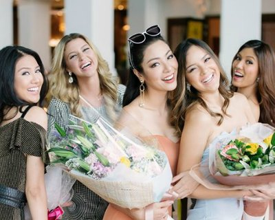 Miss Grand International 2016 Top 5 finalists reunite