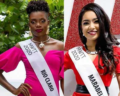 Miss World Trinidad and Tobago 2020 Final Hot Picks