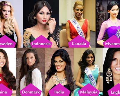 Miss Supranational 2014 Special Award Winners