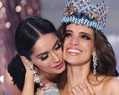 Miss World 2018 Top 5 Question and Answer Round