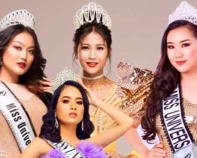 Miss Universe Myanmar 2020 Top 8 Early Hot Picks