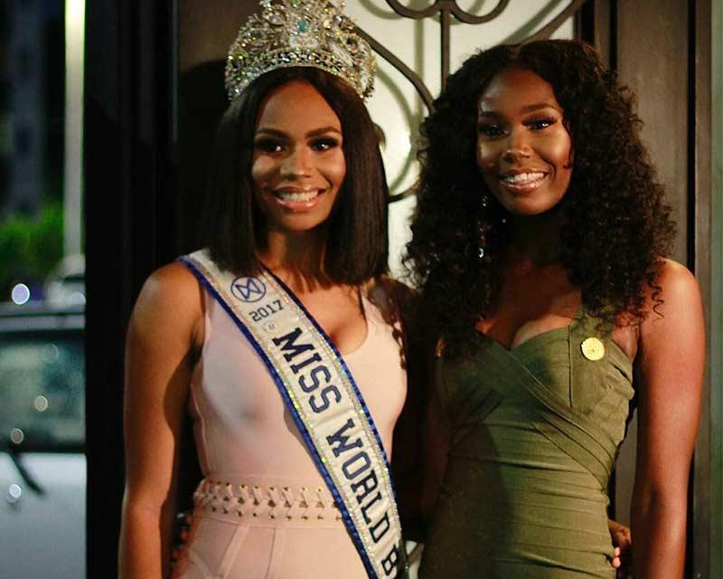 Miss Universe 2018 Contestants >> Miss Bahamas 2018 Finalist Angel Culmer   Angelopedia