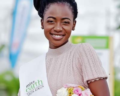 South Africa's Earth queen Lungo Katete awarded with Gauteng 5th Panache Women of Wonder Awards