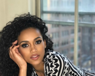 Kara McCullough says staying opinionated is her strategy for Miss Universe 2017