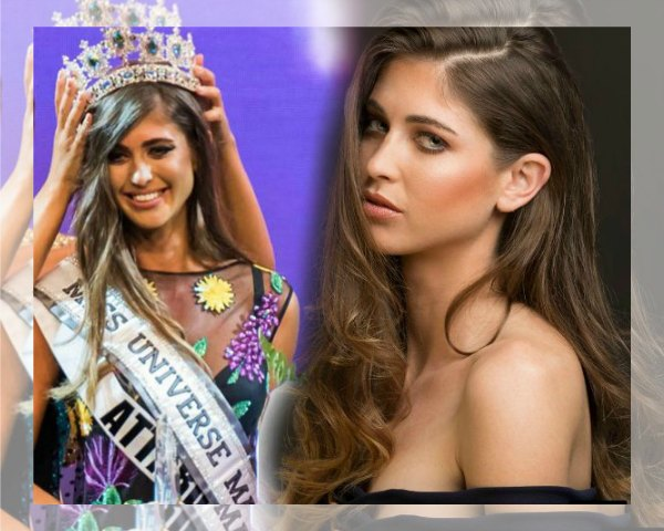 Tiffany Pisani crowned as Miss Universe Malta 2017