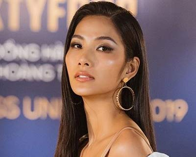 Vietnam's Hoang Thuy dazzles in her Introduction Video for Miss Universe 2019