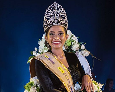 Nathasha Fernando crowned Miss Earth Sri Lanka 2018