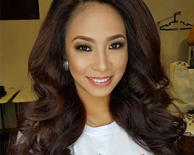 Sarah Margarette Miss NAITAS Face of Tourism 2017 is ready to rule