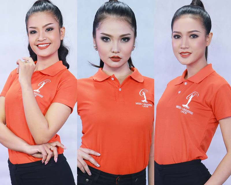 Meet the Contestants of Miss Universe Laos 2017