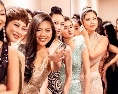 Miss Universe Japan 2019 Meet the delegates