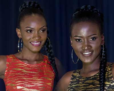 Miss Uganda 2019 Meet the Delegates