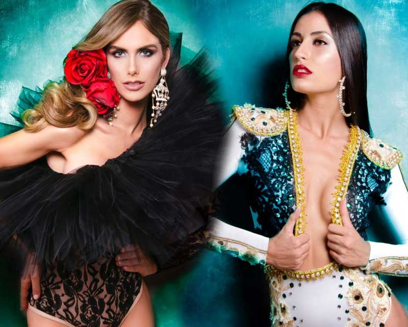 Miss Universe Spain 2018 Top 5 Hot Picks by Angelopedia