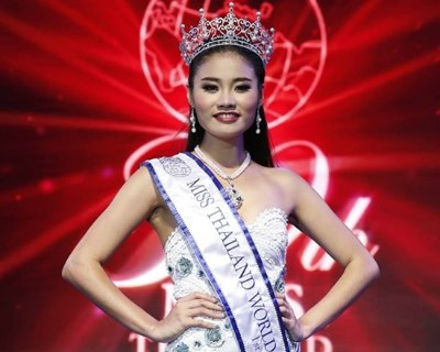Milkey Phatlada Kulphakthanapat crowned as Miss Thailand World 2017