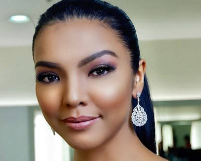 Christi Lynn McGarry: The Filipino-American beauty queen who competed in Miss Intercontinental twice