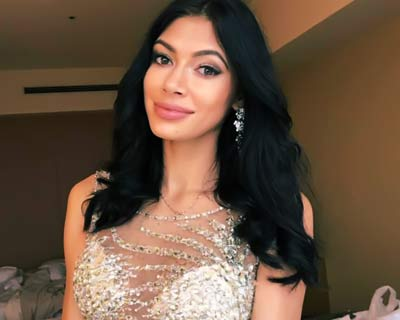 Galina Lukina to represent Bashkortostan at Miss Grand International 2019