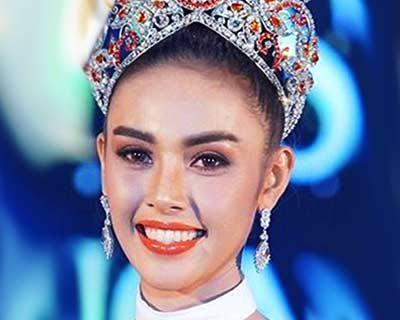 Jang Papassara crowned Miss Grand Nakhon Ratchasima 2020 for Miss Grand Thailand 2020