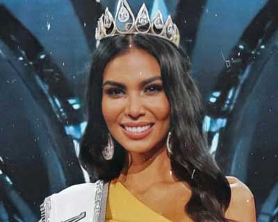 Ivonne Cerdas crowned Miss Costa Rica 2020