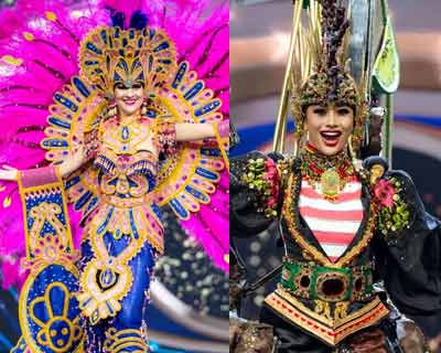 Miss Grand International 2020 National Costume Competition Top 10 Hot Picks